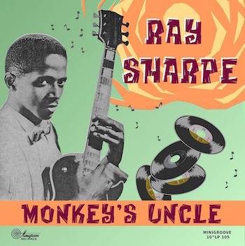 "Sharpe ,Ray - Monkey's Uncle ( ltd 10"" )"